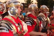 Spectacol cu daci si romani, in fiecare vineri la Alba Iulia