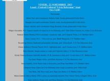 "AIUD. Zilele Culturale ""Liviu Rebreanu"", ediţia a XXII-a"