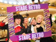 Distracție pe ritmurile anilor `70 `80 `90 în Stage Club