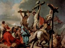 Răstignirea Domnului – Vinerea Patimilor