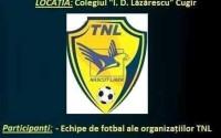 CUPA TNL ALBA LA FOTBAL!