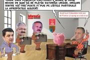 Pamfletul zilei:Bani pentru partid