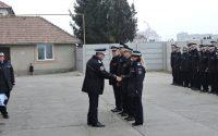 Avansări în grad la Jandarmeria Alba cu ocazia Zilei Naţionale a României