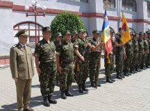 Alba Iulia: Intalnirea cadrelor militare in rezerva