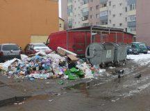 "La Alba Iulia continua proiectul ""Nici o zi fara gunoaie"""
