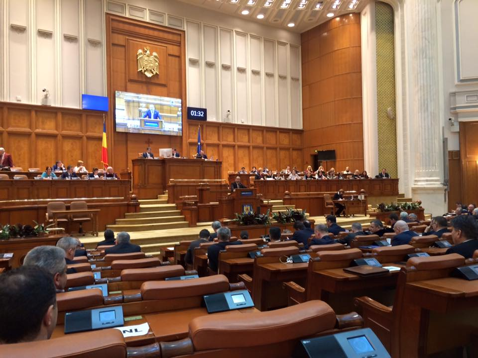 parlament - plenul