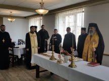 La Alba Iulia a fost dat in folosinta un camin bisericesc pentru pelerini