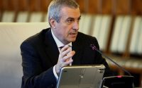 Calin Popescu Tariceanu, prezent la Adunarea Comunelor din Romania