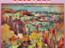 Expozitie de Ziua Femeii la Aiud: Bucuria culorilor in viziunea lui Ioan Victor Cacoveanu