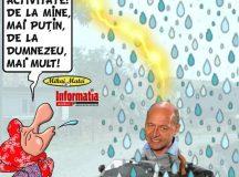 Pamfletul zilei:Basescu e-n toate