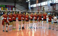 Echipa CS Volei Alba-Blaj, al treilea titlu de campioana nationala