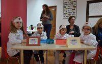 """Alba Iulia: Concursul pentru prescolari """"Istet si frumos intr-un corp sanatos"""""""