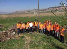 Peste 1.300 de voluntari au ecologizat diferite zone din Sebes