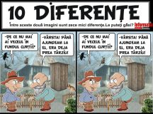 Divertisment: Gasiti cele 10 diferente!