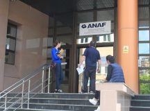 S-a reluat activitatea la Administratia Finantelor Alba