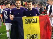Albaiulianul Nicusor Stanciu, campion in Belgia cu Anderlecht