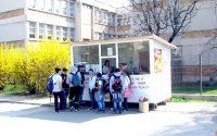 Controale la chioscurile scolare din judetul Alba