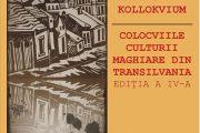 Aiud: Colocviile culturii maghiare din Transilvania