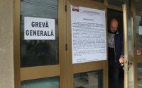 Greva angajatilor Garzii de Mediu sustinuta de un deputat de Alba