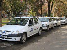 Taximetristii din Alba Iulia verificati de politisti