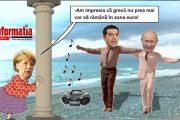 PAMFLETUL ZILEI:Grecii au ganduri mari