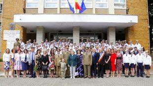 Final de an scolar la colegiul militar albaiulian