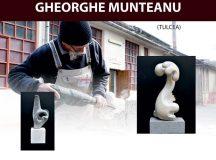 Expozitie de sculptura Gheorghe Munteanu la Aiud