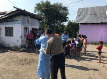 Personalul DSP Alba si medicii de familie lucreaza si in weekend pentru combaterea rujeolei