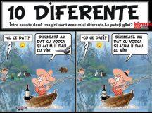 DIVERTISMENT:Gasiti cele zece diferente
