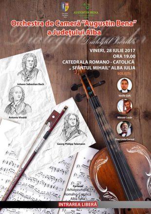 Concert de muzica clasica la Alba Iulia