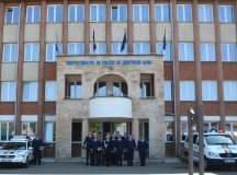 Alba: Moment de reculegere pentru politistul omorat la Suceava