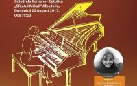 Alba Iulia: Cipriana Smarandescu sustine un concert de clavecin