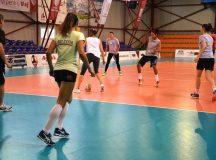 Volei Alba Blaj: Campioanele au inceput pregatirile pentru nou sezon
