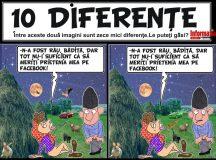 DIVERTISMENT:Descoperiti diferentele!