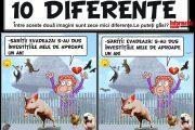 DIVERTISMENT:Gasiti diferentele