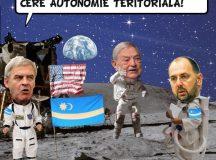 PAMFLETUL ZILEI:Vor autonomie teritoriala?