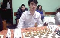 George Ileana, medalie de bronz la Campionatele Europene de sah pentru juniori