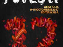 Cateva zile pana cand incepe Festivalul de Teatru de la Alba Iulia