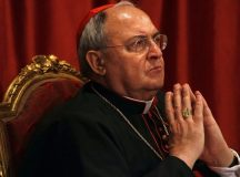 Cardinalul Sandri la Blaj… pregatirea unei posibile vizite a Sfantului Parinte Papa Francisc