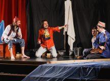 Grupul Skepsis va reprezenta Alba Iulia la festivaluri de teatru din Romania si Republica Moldova