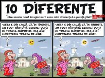 DIVERTISMENT: Gasiti diferentele!