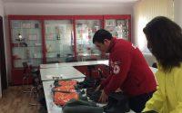 Crucea Rosie: Ziua internationala a persoanelor in varsta marcata in judetul Alba