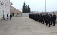 Jandarmii albaiulieni sunt la datorie!