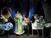Teatru: Mica vrajitoare la Alba Iulia