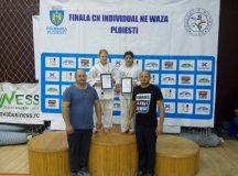 C.S. Unirea-medalii de argint la Campionatul National de judo!