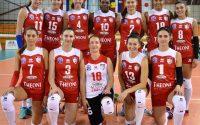Blaj: Tripla campioana la volei feminin a inceput noul sezon