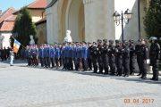 Misiunile Inspectoratului de Jandarmi Județean Alba la sfârșit de săptămână