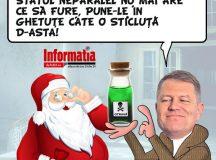 PAMFLETUL ZILEI:Vine Mos Nicolae!