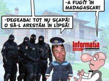 PAMFLETUL ZILEI:Arestat in lipsa