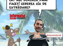 PAMFLETUL ZILEI:Mazare vrea sa fie extradat din Madagascar!
